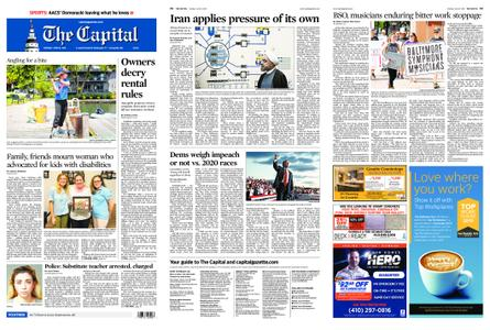 The Capital – June 18, 2019