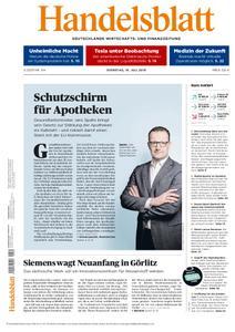 Handelsblatt - 16. Juli 2019