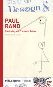 Paul Rand: Inspiration & Process in Design (Inspiration & Process)