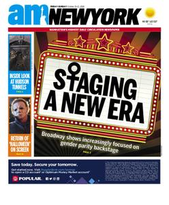 AM New York - October 19, 2018