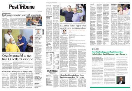 Post-Tribune – January 10, 2021
