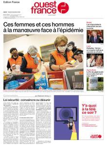 Ouest-France Édition France – 08 décembre 2020