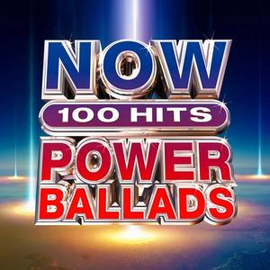VA - NOW 100 Hits Power Ballads (6CD, 2019)