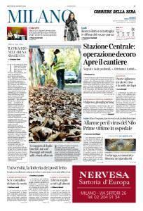 Corriere della Sera Milano - 23 Agosto 2018