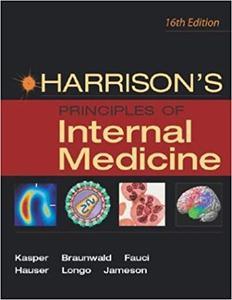 Harrison's Principles of Internal Medicine 16th Edition