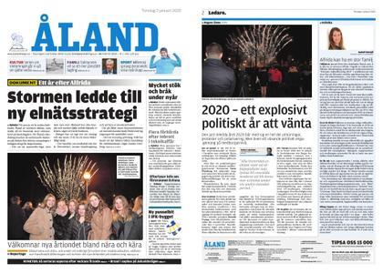Ålandstidningen – 02 januari 2020
