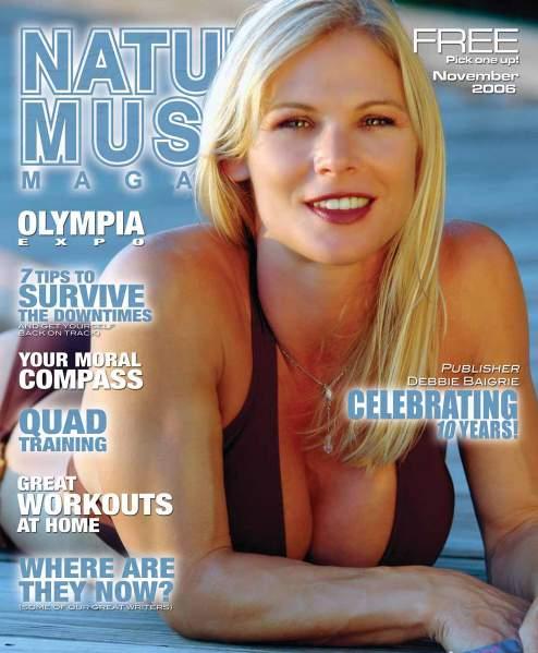 Natural Muscle - November
