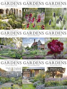 Gardens Illustrated - Full Year 2018 Collection