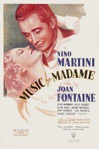 Music for Madame (1937)