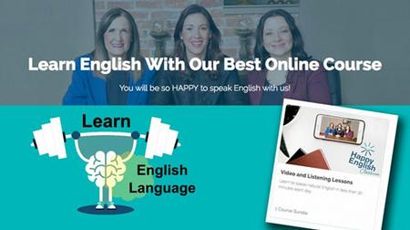 Happy English Class | Learn English with Best Online Course