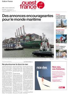 Ouest-France Édition France – 15 septembre 2021