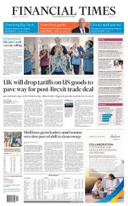 Financial Times Middle East - December 9, 2020