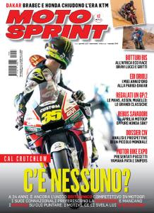 Moto Sprint N.3 - 21 Gennaio 2020