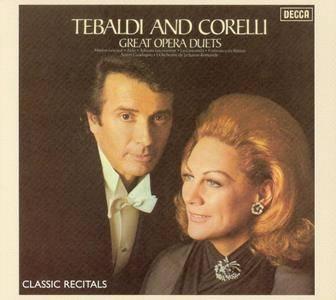 Renata Tebaldi, Franco Corelli - Great Opera Duets (2004)