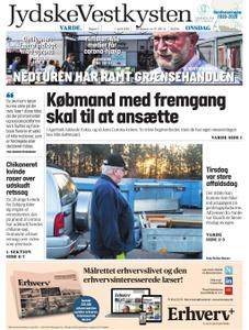 JydskeVestkysten Varde – 01. april 2020