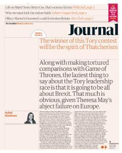 The Guardian e-paper Journal - May 27, 2019