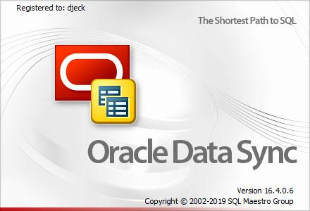 SQLMaestro Oracle Data Sync 16.4.0.6 Multilingual