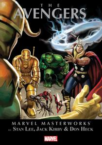 Marvel Masterworks-The Avengers v01 2009 Digital F Zone