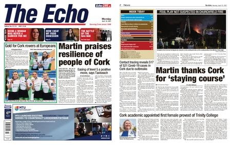 Evening Echo – April 12, 2021