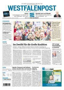 Westfalenpost Wetter - 24. November 2017