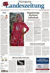 Thüringische Landeszeitung – 24. April 2020