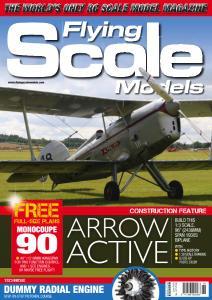 Flying Scale Models - June 2020