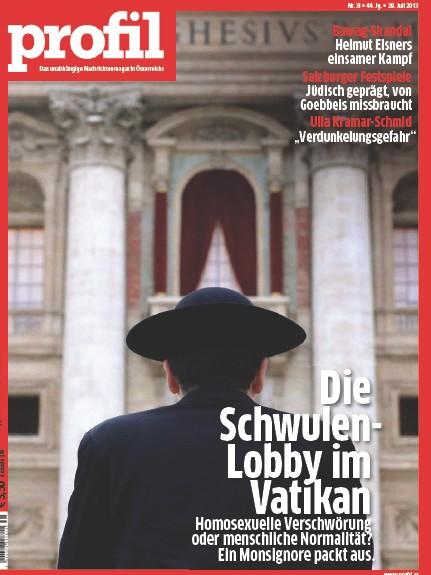 Profil Nachrichtenmagazin No 31 vom 29 Juli 2013