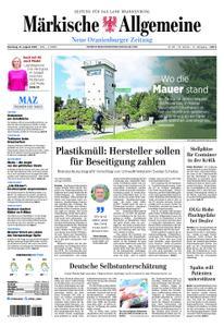 Neue Oranienburger Zeitung - 13. August 2019
