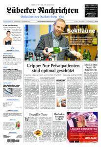 Lübecker Nachrichten Ostholstein Süd - 14. Dezember 2017