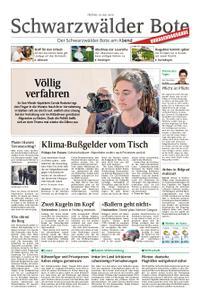 Schwarzwälder Bote Hechingen - 19. Juli 2019