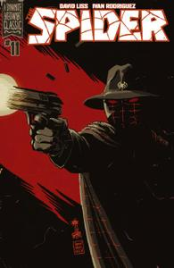 Dynamite-The Spider No 11 2013 Hybrid Comic eBook