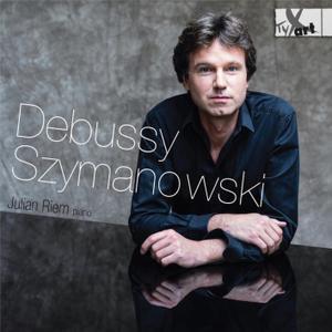 Julian Riem - Debussy & Szymanowski: Études (2019)