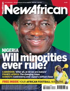 New African - July 2010