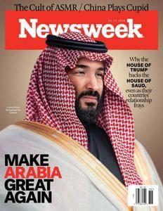 Newsweek USA - September 07, 2018