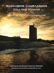 HMS Courageous - A Cold War Warrior