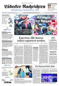 Lübecker Nachrichten Ostholstein Süd - 04. September 2019