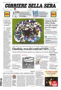 Corriere della Sera - 11 Luglio 2021
