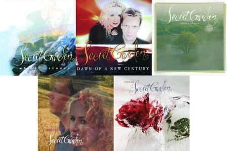 Secret Garden - 5 Albums (2012) {Universal Music}