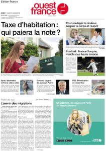 Ouest-France Édition France – 14 octobre 2019
