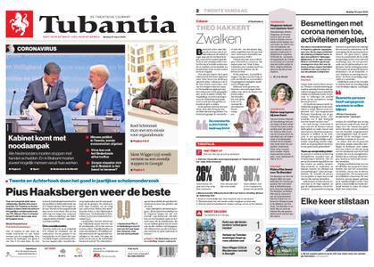 Tubantia - Enschede – 10 maart 2020