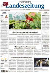 Thüringische Landeszeitung – 25. April 2020