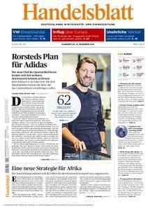 Handelsblatt - 15. Dezember 2016