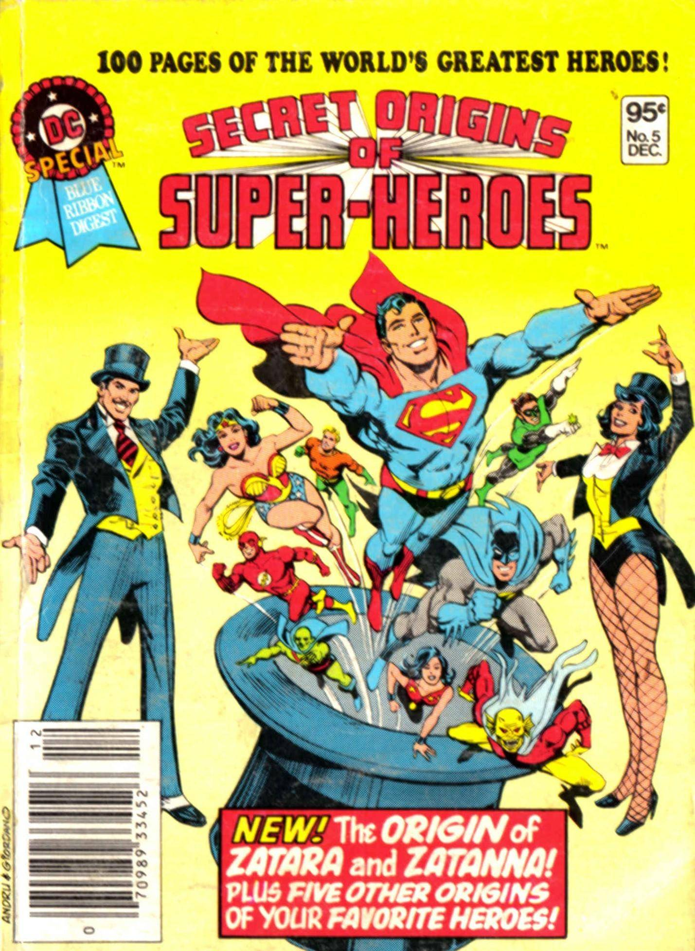 DC Special Blue Ribbon Digest 005 1980