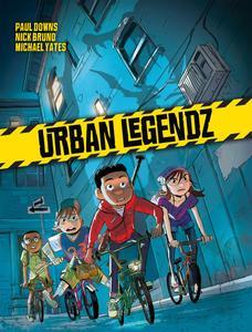 Urban Legendz 01 2019 Humanoids Digital