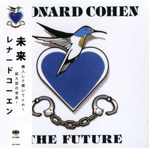 Leonard Cohen - The Future (1992) [Japanese edition]