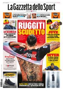 La Gazzetta dello Sport Roma – 10 novembre 2020