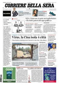 Corriere della Sera – 24 gennaio 2020