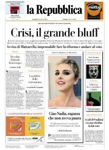 la Repubblica - 14 Agosto 2019
