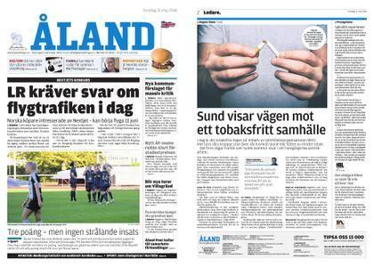 Ålandstidningen – 31 maj 2018