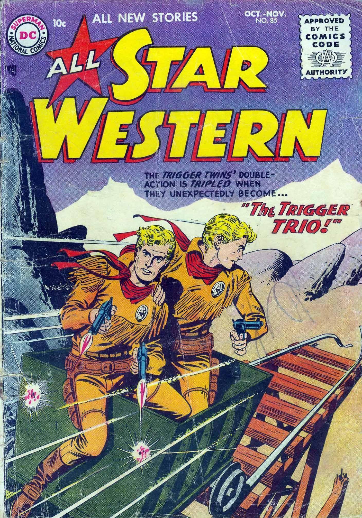 Star Western v1 085 1955